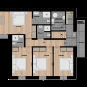 Erdgeschoß-Grundriss
